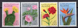 1969 - ALGERIA - Yv.  Nr. 484/487 - NH - (UP131.54) - Algeria (1962-...)