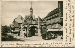 WILTS - SALISBURY - OLD MARKET CROSS 1904 UNDIVIDED BACK Wi342 - Salisbury