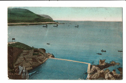 CPA - Carte Postale Royaume Uni - Ile De Man- Port Erin 1920 VM2449 - Isle Of Man