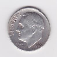 United States, 10c Roosevelt Dime, 1950-S, U.S.Mint San Francisco - Émissions Fédérales