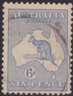 Australia         .   SG      .    26     .   O      .   Cancelled  .   /    . Gebruikt - 1913-48 Kangaroos