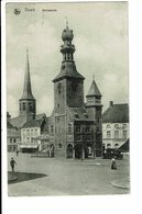 CPA - Carte Postale Belgique Tielt - Halletoren-1918 VM2450 - Tielt