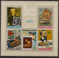 Burundi - 1979 - N°Mi. Bloc 111 - Sir Rowland Hill - Neuf Luxe ** / MNH / Postfrisch - Burundi