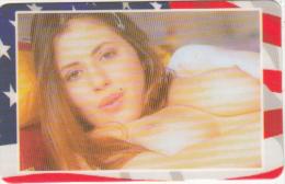 USA -  Girl, US Prepaid Card, Mint - Etats-Unis