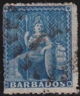Barbados       .   SG      .  15  (2 Scans)    .   O     .  Cancelled  .   /    .   Gebruikt - Barbados (...-1966)