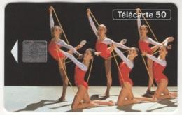"""Lot De 1 TC De 1994 Usagées """"Bercy - Ensemble"""" 50 U. Y & T : 554 - France"""