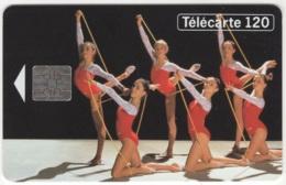 """Lot De 1 TC De 1994 Usagées """"Bercy - Ensemble"""" 120 U. Y & T : 555ag - France"""