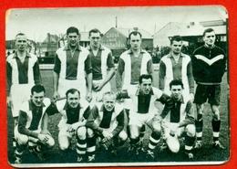 R.C. Mechelen - 1957-1958 - Afdeling I - Fotochromo 7 X 5 Cm - Autres