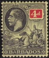 Barbados       .   SG      .  176       .   O     .  Cancelled  .   /    .   Gebruikt - Barbados (...-1966)