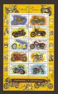 FRANCE - BLOC 2002 Oblitéré - Collection Jeunesse - Les MOTOS - Blocs & Feuillets