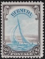 Bermuda      .   SG      .   112       .   *     . Mint-hinged    .   /    .   Ongebruikt - Bermuda