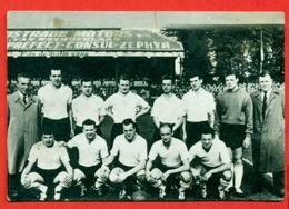 Olympic Charleroi - 1957-1958 - I Division - Fotochromo 7 X 5 Cm - Autres