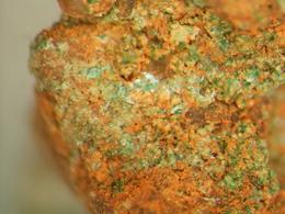 * AURICHALCITE Xls, Maubacher Bleiberg, Maubach, Eifel, BRD * V95 - Minerals