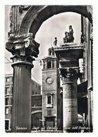 FERRARA:  ARCO  DEL  CAVALLO  -  TORRE  DELL' OROLOGIO  -  FOTO  -  FG - Ferrara