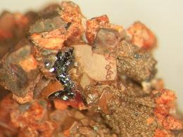 * DURANGITE Xls, Thomas Range, Juab Co., Utah, USA * - Minerals