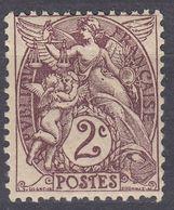 FRANCE - 1900 -  Yvert 108d Nuovo MNH. - Francia