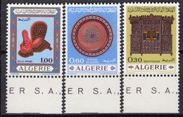 1969 - ALGERIA - Yv.  Nr. 495/497 - NH - (UP131.54) - Algeria (1962-...)