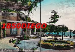 SISTIANA - RISTORANTE BAGNO CASTELREGGIO F/GRANDE VIAGGIATA 1958 ANIMATA - Trieste