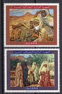 1969 - ALGERIA - Yv.  Nr. 503/504 - NH - (UP131.54) - Algeria (1962-...)