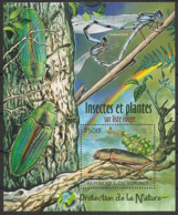 Burundi - 2012 - Bloc BF N°224 - Insectes - Neuf Luxe ** / MNH / Postfrisch - Insectes