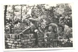 Kaatsheuvel, De Efteling, Kabouter Op Put (glansfotokaart) - Kaatsheuvel