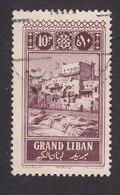 Lebanon, Scott #61, Used, Scenes Of Lebanon, Issued 1925 - Great Lebanon (1924-1945)