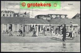 EGMOND AAN ZEE Strand Ca 1935 ? - Egmond Aan Zee
