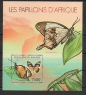 Burundi - 2012 - Bloc BF N°267 - Papillons - Neuf Luxe ** / MNH / Postfrisch - Papillons
