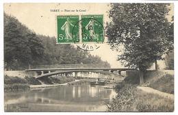 SARRY - Pont Sur Le Canal - France