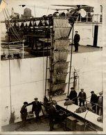 Cargando Platanos Barco Boat   Fonds Victor FORBIN (1864-1947) - Profesiones