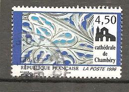 FRANCE 1996 Y T N ° 3021 Oblitéré - France