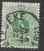 9W-949: MEULEBEKE: N°45. E9 - 1869-1888 Lion Couché