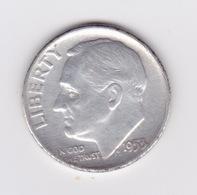 United States, 10c Roosevelt Dime, 1953, U.S.Mint Philadelphia - Émissions Fédérales