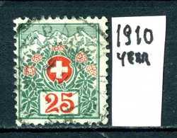 SVIZZERA - HELVETIA - Year 1910 - Viaggiato - Traveled - Voyagè - Gereist. - Segnatasse