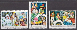 Brazil MNH Set - Carnival