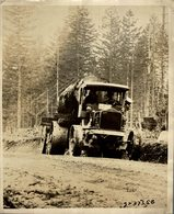 MOTOR TRUCK  Fonds Victor FORBIN (1864-1947) - Auto's