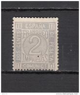 1872    EDIFIL  Nº 116   ( * ) - Nuevos
