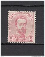 1872   EDIFIL  Nº 118   ( * ) - Nuevos