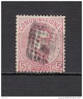 1872   EDIFIL  Nº 118 - 1872-73 Reino: Amadeo I