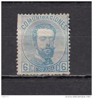 1872   EDIFIL  Nº 119   / * / - 1872-73 Reino: Amadeo I