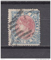 1867     EDIFIL  Nº   95 - Gebraucht