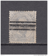 1872   EDIFIL  Nº  122S - 1872-73 Reino: Amadeo I