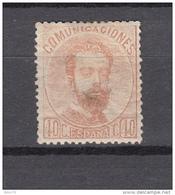 1872   EDIFIL  Nº  125  / * / - Nuevos