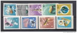 1965  YVERT  Nº 1712 / 1720  / ** / - Hungría