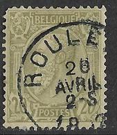 9W-946: ROULERS: N°45. E9 - 1884-1891 Léopold II