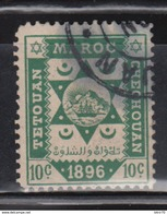 Tetuan A Chechouan  , 1896  Yvert Nº 140 - Marruecos (1956-...)