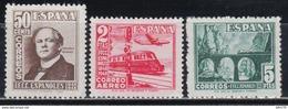 1948  EDIFIL Nº 1037 / 1039   /**/ - 1931-Aujourd'hui: II. République - ....Juan Carlos I