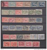 1917 LOTE 35 SELLOS - Grecia