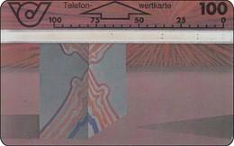 Österreich Phonecard Moderne Kunst Landis & Gyr - Oesterreich