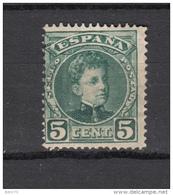 1901 - 1905   EDIFIL  Nº  242   / * / - Nuevos